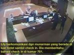 Sosok Lily Sofia, Perempuan yang Check In Hotel Bersama Pria yang Diduga Adalah Munarman