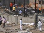 Disebut Mengolok-olok Krisis Covid-19 di India, Akun Media Sosial Pemerintah China Banjir Kecaman
