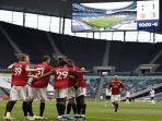 Liga Inggris: Menang di Kandang Spurs, Manchester United Pangkas Jarak Poin Dengan Man City