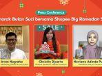 Masuki Bulan Suci, Shopee Hadirkan Big Ramadan Sale, Banyak Penawaran Menarik
