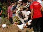 Ramadhan yang Berat untuk Penggali Kubur Pasien Covid-19 di India, Kerja 24 Jam, Tak Bisa Puasa