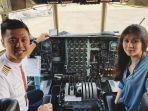 Profil Novita Condro, Istri Kapten Vincent yang Jadi Sorotan, Gemar Melancong ke Korea Selatan
