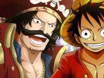 LINK One Piece 970 Sub Indo: Luffy akan Menjadi Sosok yang Meneruskan Mimpi Gol D Roger