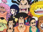 Link Nonton One Piece 973 Sub Indo: Ide Gila Kozuki Oden untuk Selamatkan Akazaya Nine dari Eksekusi