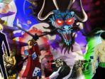 BOCORAN One Piece Chapter 1009: Serangan Besar Gabungan Kaido dan Big Mom Bakal Kenai para Supernova