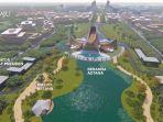 Pamerkan Desain Istana Negara 'Garuda' untuk Ibu Kota Baru, Jokowi: Ini Cerminan Kemajuan Bangsa