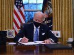 Resmi Dilantik, Joe Biden Jadi Presiden Tertua dalam Sejarah AS, Masalah Kesehatan Jadi Sorotan