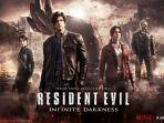 RESIDENT EVIL: Infinite Darkness Rilis Trailer Perdana, Segera Tayang di Netflix Juli Mendatang