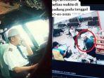 Viral Captain Afwan SJ-182 Traktir Petugas, Beri Pesan Khusus: Pesawat Boleh Delay, Salat Jangan