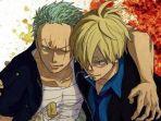Spoiler One Piece 1012: Sanji Akan Menggendong Zoro, Nami Bertekad Bunuh Anak Buah Kaido