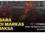 Jadwal Acara TV Hari Ini Rabu 26 Agustus 2020, Ada Mata Najwa dengan TemaBara di Markas Jaksa
