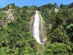 Air Terjun Tertinggi di Indonesia Ini Hadirkan Wisata Rafting hingga Panjat Tebing, Berani Coba?