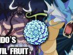 Prediksi One Piece chapter 1005: Wujud Kaido Ternyata Lebih Mirip Ikan Mas Ketimbang Naga