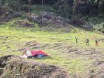 Viral Dua Pria Berfoto Tak Senonoh di Area Sakral Gunung Gede Pangrango Akhirnya Dilaporkan Polisi