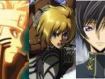 10 Karakter Anime yang Memberikan Pelajaran Hidup Luar Biasa, Ada Naruto hingga Nobita Nobi