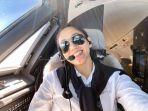 Ungkap Alasannya Jadi Seorang Pilot, Begini Kabar Selebgram Athira Farina yang Alami Kecelakaan