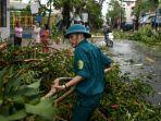 Setelah Terjang Sisi Selatan Filipina, Badai Tropis Molave Hantam Vietnam: 2 Orang Tewas, 26 Hilang