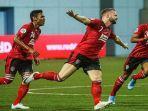 Susah Payah Kalahkan Klub Singapura, Bali United Lolos ke Kualifikasi II Liga Champions Asia