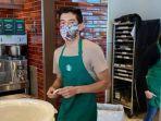 Dilaporkan karena Tolak Pelanggan yang Tak Gunakan Masker, Barista ini Dapat Hadiah Rp 230 Juta