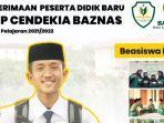 Info Beasiswa dari Baznas untuk Pelajar SMP, Ini Syarat dan Cara Daftar, Ditutup 10 Januari 2021
