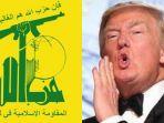 Senang Donald Trump Lengser, Pemimpin Hizbullah Lebanon Sebut Pilpres AS sebagai 'Parodi Demokrasi'
