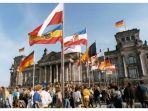 Hari Ini dalam Sejarah 3 Oktober: Jerman Barat dan Timur Kembali Bersatu setelah Berpisah 45 Tahun