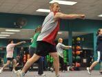 Tips Olahraga Terbaik, Ampuh Bakar Lemak Tubuh Turunkan Berat Badan