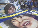 Legenda Sepak Bola Diego Maradona Sukses Jalani Operasi Pasca Diagnosa Alami Pembekuan Darah di Otak