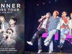 WINNER Akan Konser di Jakarta Lagi, Catat Tanggal dan Cek Harga Tiketnya