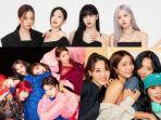 Daftar Peringkat Girl Group Brand Reputation Februari, BLACKPINK di Posisi 1 dan (G)I-DLE Nomor 2