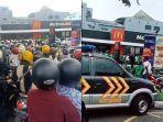 BTS Meal Rilis Hari Ini, McDonalds Slamet Riyadi Solo Digruduk Ribuan Penggemar