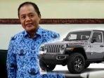 Bupati Karanganyar Dapat Mobil Dinas Jeep Rubicorn, Harganya Fantastis Capai Rp 2,1 M