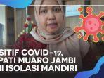 Bupati Murao Jambi Positif Covid-19 Setelah Kontak Erat dengan ASN