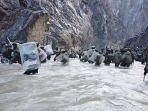 Komentari Perkelahian Tentara China vs India, 6 Orang Tiongkok Ditahan, Dianggap Tak Hargai Pahlawan