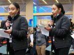 Viral Video Perempuan Papua Ikut Demonstrasi di Amerika Serikat, Pidato hingga Teteskan Air Mata