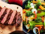 Agar Tetap Sehat, Simak Cara Aman Memilih Menu Makanan di Restoran Siap Saji