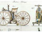 Hari Ini dalam Sejarah 10 November 1885: Reitwagen Diluncurkan, Sepeda Motor Pertama di Dunia