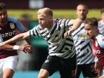 Agen Van de Beek Jengkel Terhadap Manchester United, Kecewa Lantaran Si Pemain Selalu Jadi Cadangan