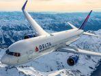 CEO Delta Air Lines Yakin Jika Vaksin Covid-19 Jadi Kunci Pemulihan Industri Penerbangan