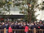 Demo Pecah di Beijing, Ratusan Orang Tuntut Pengembalian Dana Uang Les Privat