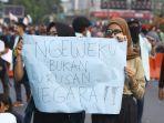 Agar Jokowi Tak Dilengserkan Mahasiswa seperti Soeharto, Ini Solusi yang Wajib Dilakukan Jokowi