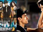 Sinopsis Dhoom 3, Duet Aamir Khan & Katrina Kaif Merampok Bank, Tayang Senin 29 Juni Pukul 13.00 WIB