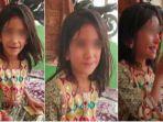 Video Viral Gadis Gelandangan Makan Cabai Kepedasan hingga Menangis demi Dapatkan Uang