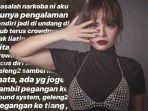 Banyak Selebritis Terjerat Narkoba, DJ Dinar Candy Usulkan Tes Urin Untuk Semua Artis