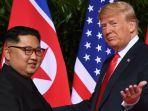 Donald Trump Positif Covid-19, Kim Jong Un Beri Simpati, Pertama Kalinya Doakan Pemimpin Terinfeksi