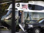 Keadaan Donald Trump Simpang Siur, Kepala Staf Gedung Putih: Kondisi Presiden Memprihatinkan