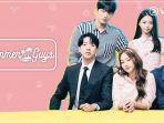 Drama Korea - Summer Guys (2021)