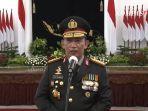 Listyo Sigit Prabowo Resmi Menjadi Kapolri yang ke-25 Setelah Dilantik Presiden Jokowi