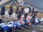 Viral Foto Dubes China di Kiribati Berjalan Injak Punggung Anak-anak, Diperdebatkan di Media Sosial