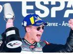 Fabio Quartararo 'El Diablo' Sudah Kalahkan Rekor Marc Marquez sejak MotoGP Jerez Tahun Lalu